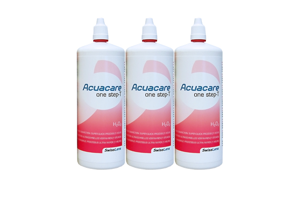 Acuacare One Step T 3x360ml