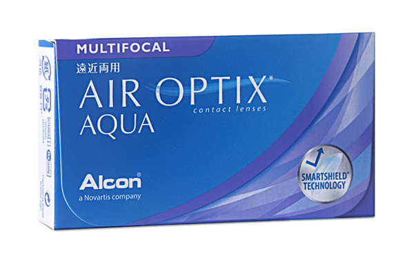 Alcon Pharma Air Optix Aqua Multifocal 6er
