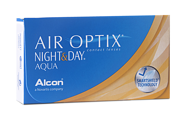 Air Optix Aqua Night & Day 6er