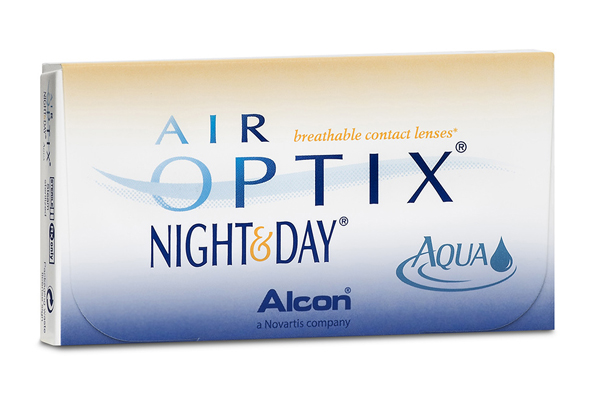 ciba vision air optix night day aqua 6 st ck. Black Bedroom Furniture Sets. Home Design Ideas