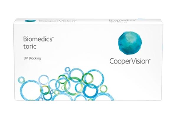 biomedics toric cooper vision linsenland kontaktlinsen online shop. Black Bedroom Furniture Sets. Home Design Ideas