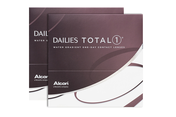 Dailies Total 1 - 180er Box