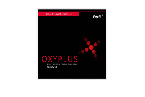 eye2 Oxyplus 1 Day Multifocal 90er