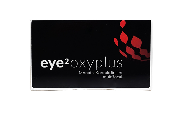 eye2 Oxyplus Multifocal 3er