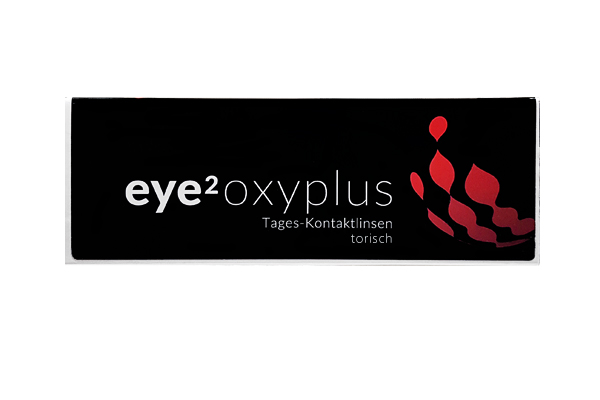 eye2 Oxyplus 1 Day Toric 30er