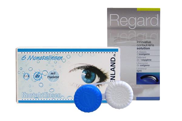 Linsenland Kontaktlinsen Startset