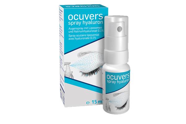 sonstige Ocuvers Spray Hyaluron 15ml