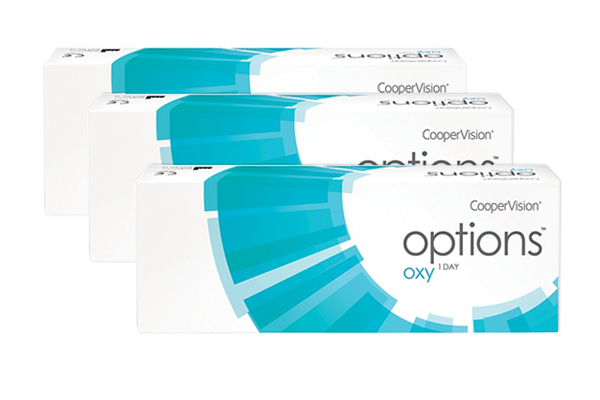 Options Oxy 1 Day 90er
