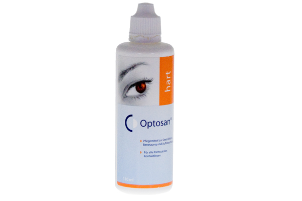 CooperVision Optosan Hart Aufbewahrung