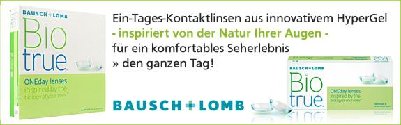 Bausch & Lomb Bio True One Day
