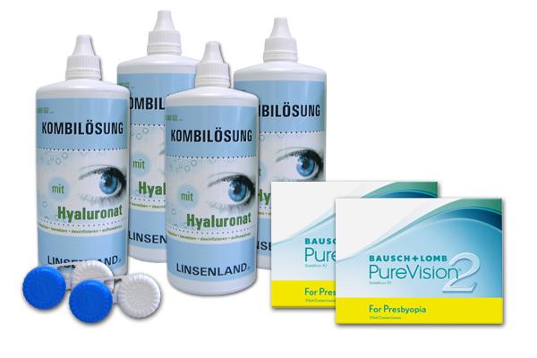 bausch lomb purevision 2 hd for presbyopia 6er. Black Bedroom Furniture Sets. Home Design Ideas