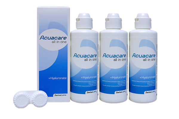 Acuacare All in One 3x360ml