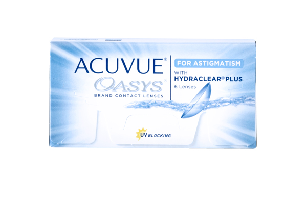 Acuvue Oasys for Astigmatism 6er