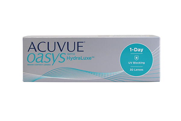 Acuvue Oasys 1-Day HydraLuxe 30