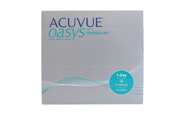 Acuvue Oasys 1-Day Hydraluxe 90