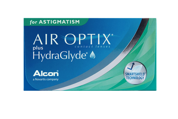 Air Optix plus HydraGlyde for Astigmatism 6er
