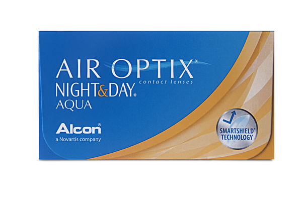 Air Optix Aqua Night & Day 3er