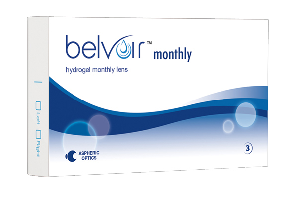 Belvoir monthly 3er