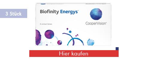 CooperVision Biofinity Energys 3er