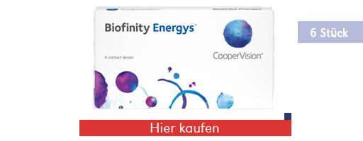 CooperVision Biofinity Energys 6er