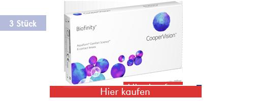 CooperVision Biofinity 3er