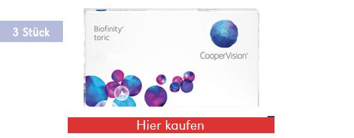CooperVision Biofinity Toric 3er