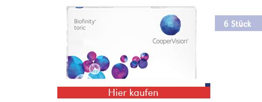 CooperVision Biofinity toric 6er