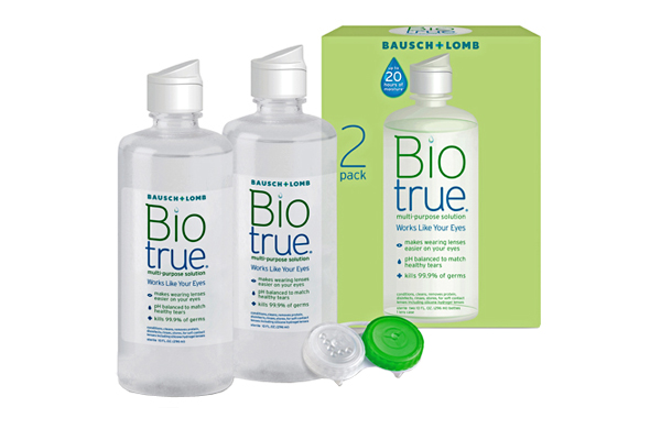 Biotrue all-in-one 2x300ml