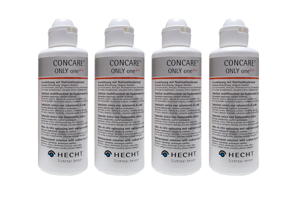 Concare Only One Plus Sparpack 4 x 360ml