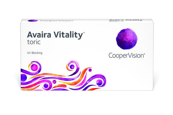 avaira vitality toric von coopervision torische kontaktlinsen im linsenland online shop. Black Bedroom Furniture Sets. Home Design Ideas