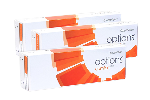 Options Comfort 1 Day 90er