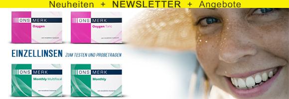 Kontaktlinsen Newsletter August 2018