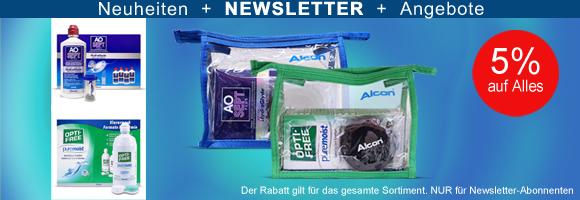 Kontaktlinsen Newsletter August 2019