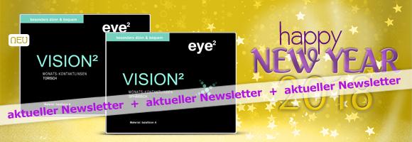 Kontaktlinsen Newsletter Januar 2018
