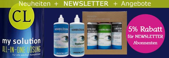 Kontaktlinsen Newsletter April 2021