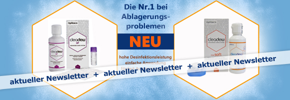 Kontaktlinsen Newsletter November 2017