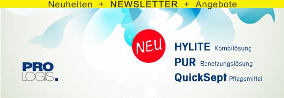 Kontaktlinsen Newsletter September 2018