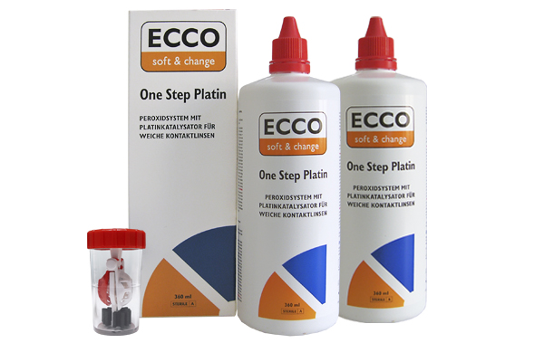 Ecco soft & change One Step Platin 2x360ml