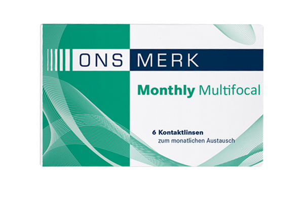 Ons Merk Monthly Multifocal
