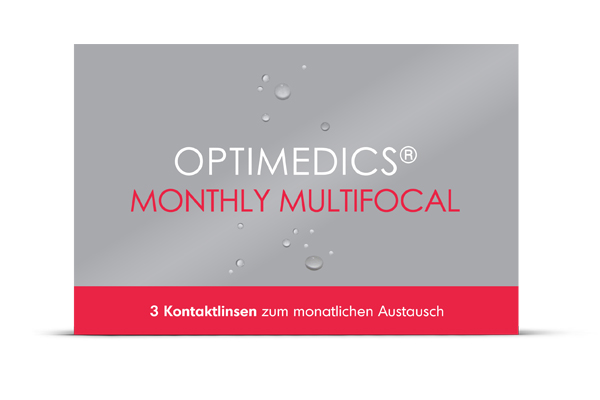 Optimedics Monthly Multifocal