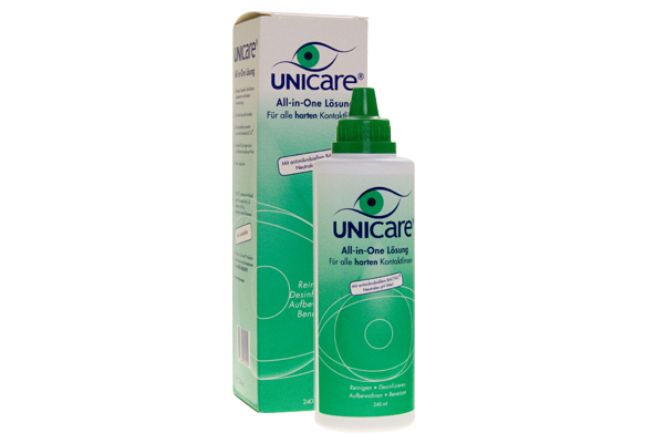 Unicare All in One grün (hart) 240ml