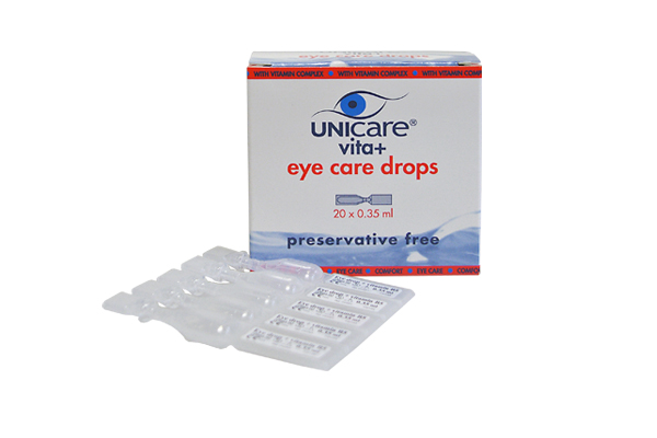 Unicare Vita+ Eye Care Drops